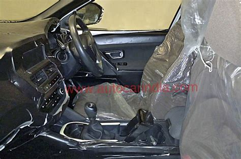 tata hx tata  interior spied    time