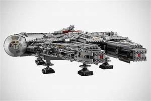 This Is The New LEGO UCS Millennium Falcon, The Biggest ...