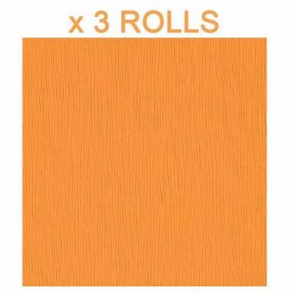 Orange Plain Feature Textured Embossed Luxury Simple