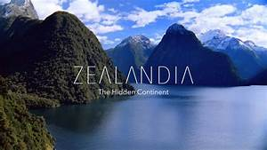 Zealandia : An Entirely New Continent Discovered By ...