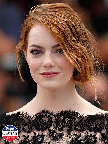 Emma Stone Hair Cannes Carpet Updo Stylenews