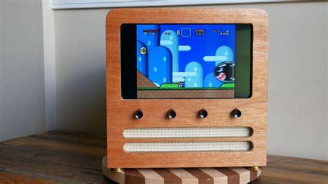 Konsole Aus Holz by Retro Arcade Cabinet Sch 246 Ne Emulator Konsole Aus Holz