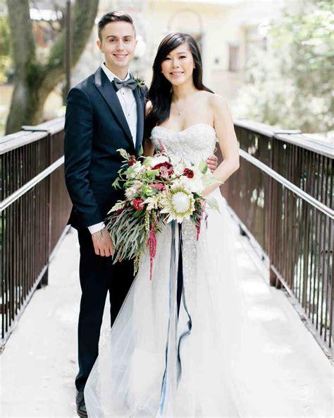 chinese inspired wedding  bohemian touches martha
