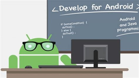 android developers want to be an android developer will teach you how