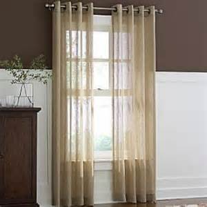 cindy crawford prelude grommet panel drapes curtains seed