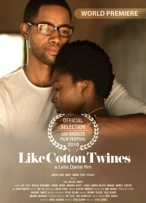 Leila Djansis 'like Cotton Twines To Premiere In Nyc
