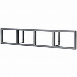 Cd Aufbewahrung Ikea : ikea lerberg cd dvd wall shelf dark grey home kitchen ~ Sanjose-hotels-ca.com Haus und Dekorationen