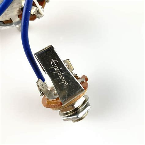 Wiring Harnes For Epiphone Dot 335 by Epiphone Les Paul Wiring Harness Also Fits Sg Es 335