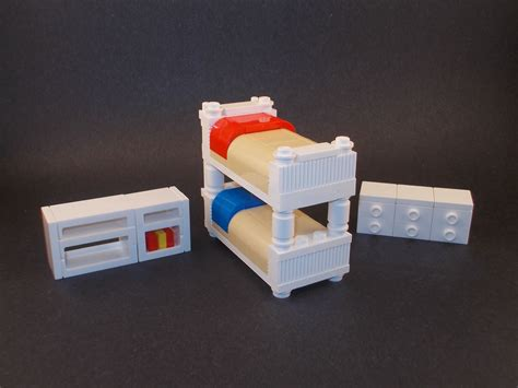 Awesome Furniture Idea For Two Toddler Legos