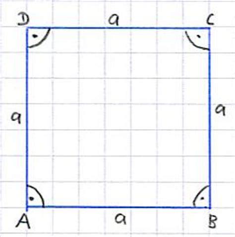 quadrat flaecheninhalt umfang