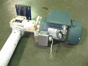 Nook Industries Actionjac 2 5 Ton Ball Screw Linear Actuator Inline Encoder