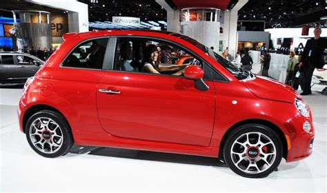 Cheapest Fiat 500 by Cheapest Coolest And Most Affordable New 2012 Cars