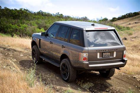 2006 L322 Full Size Range Rover
