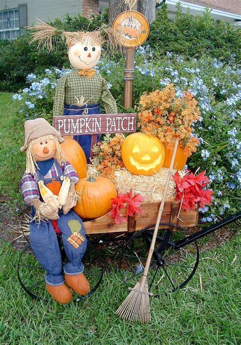 Yard Decoration Ideas - fall yard decoration ideas happy fall y all fall yard