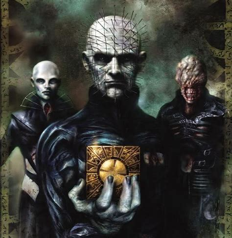 cenobites hellraiser wiki fandom powered  wikia