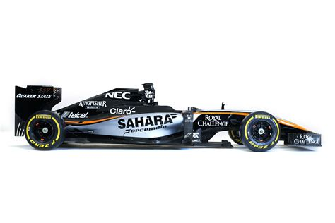 The New Force India Livery Revealed Joeblogsf1