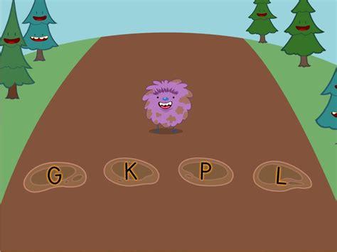 alphabet mud puddle game game educationcom