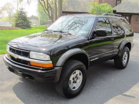 Purchase Used 2005 Chevrolet Blazer Zr2 Off-road S-10 Ls 2