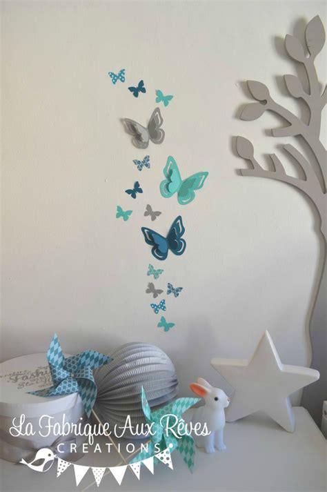 chambre bébé bleu turquoise deco chambre bebe garcon bleu canard