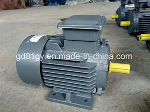China Totally Enclosed Ic411 Cooling 3 Phase Induction