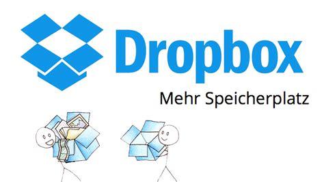gratis mehr speicher f 252 r ihre dropbox computer bild