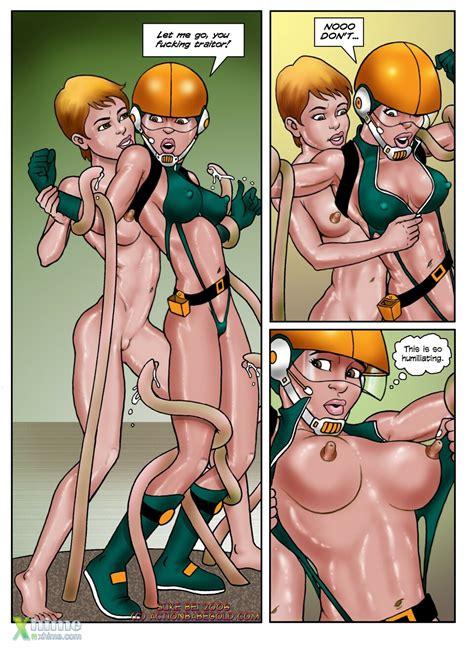 Slavers Suke Bei Lesbian Bondage Sex Porn Comics Galleries
