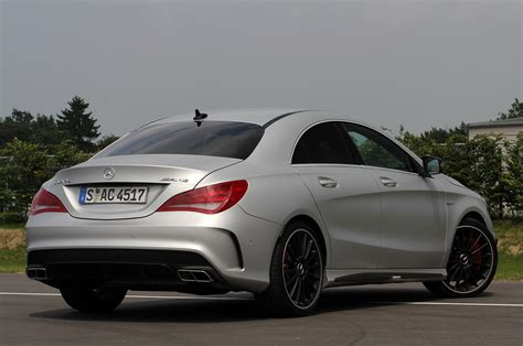 mercedes benz cla amg  drive photo gallery