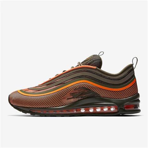 jual sepatu sneakers nike air max 97 ul 17 total orange