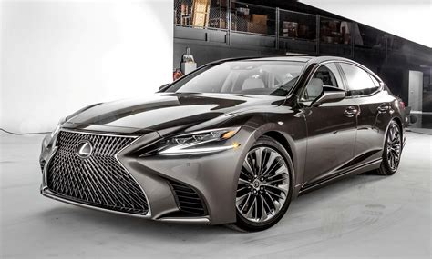 2018 Lexus Ls500h, The Sophisticated Sedan For The Younger
