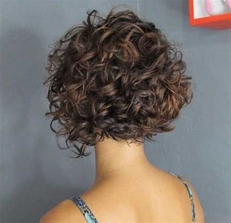 20 New Bob Haircuts for Curly Hair Short Curly Hairstyles