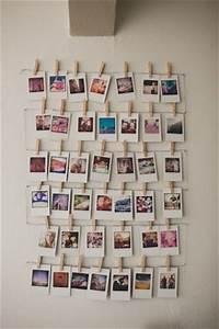 Ideen Fotos Aufhängen : die besten 25 fotos aufh ngen ideen auf pinterest h ngende fotos aufgeh ngte polaroids und ~ Yasmunasinghe.com Haus und Dekorationen