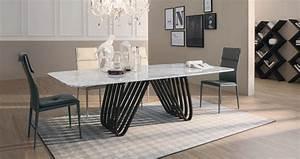 Esstisch Marmor Optik : tavolo con il piano in marmo bianco modello arpa della tonin casa tavoli a prezzi scontati ~ Frokenaadalensverden.com Haus und Dekorationen