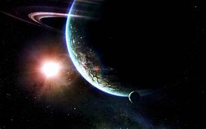 Space Art Wallpaper - Space Wallpaper (7076501) - Fanpop