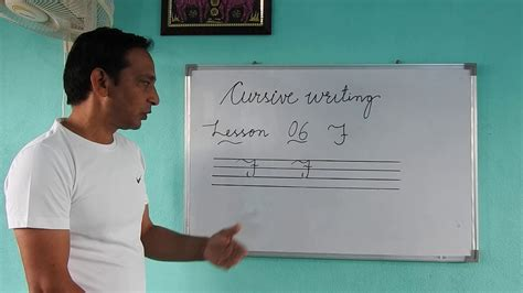 Printable cursive writing worksheets help you teach your students how to write in cursive. Lesson-6 Cursive writing Letter- F - YouTube