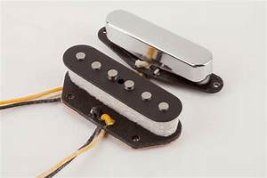 Fender Custom Shop Texas Special Telecaster Pickups Set Of