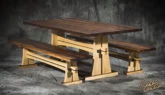 Japanese Trestle Bench PDF Plans round picnic table plans free   no1pdfplans freewoodplans