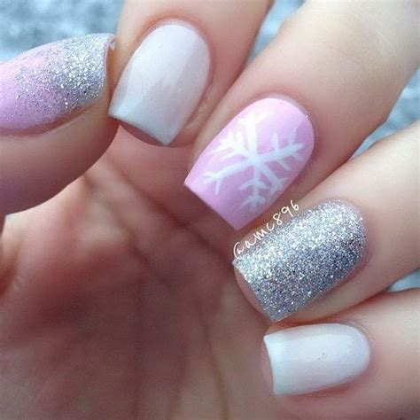 pink and white l 50 lovely pink and white nail art designs