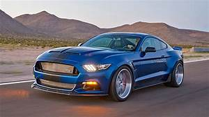 Shelby Unveils Widebody 2017 Ford Mustang Concept Packing ...