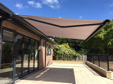 retractable patio awnings gallery samson awnings terrace covers