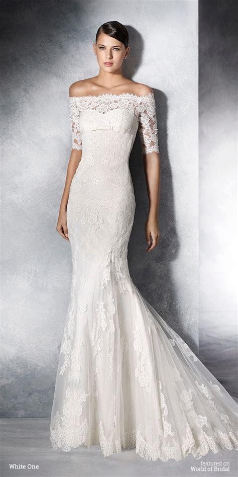white   wedding dresses world  bridal