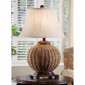 Wicker, Table, Lamps, Concept, U2013, Homesfeed