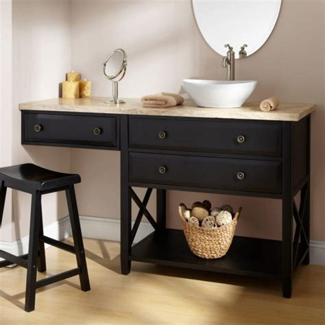 bathroom cabinets with makeup vanity bathroom vanities with makeup table shelby knox