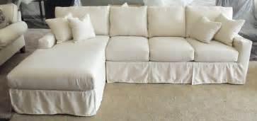 fresh slipcover sectional sofa sun life classic