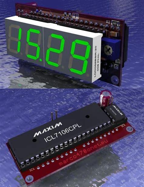 Voltmeter Amp Meter Circuits Icl Electronics