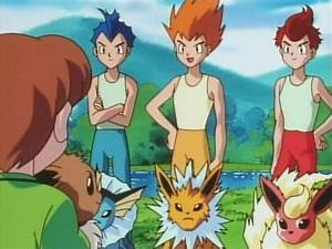 IL040 The Battling Eevee Brothers