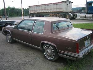 1988 Cadillac Deville - Information And Photos