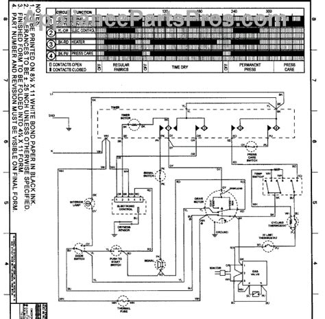 parts  maytag sdgaww wiring information parts appliancepartsproscom