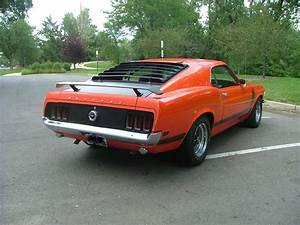 1970 FORD MUSTANG BOSS 302 FASTBACK - 132700