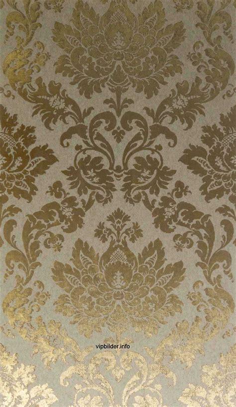 Tapeten Barock Stil by Tapeten Muster Metallic Im Neo Barock Stil Kaufen