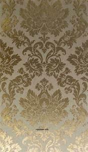 Muster Tapete Wohnzimmer : tapeten muster metallic im neo barock stil online kaufen ~ Markanthonyermac.com Haus und Dekorationen